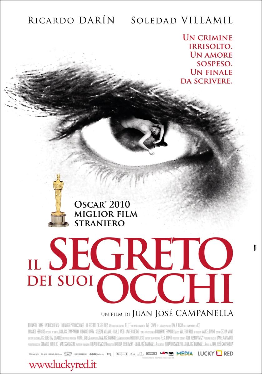"""Recensione """"Il segreto dei suoi occhi"""" (""""El secreto de sus ojos"""", 2009)"""