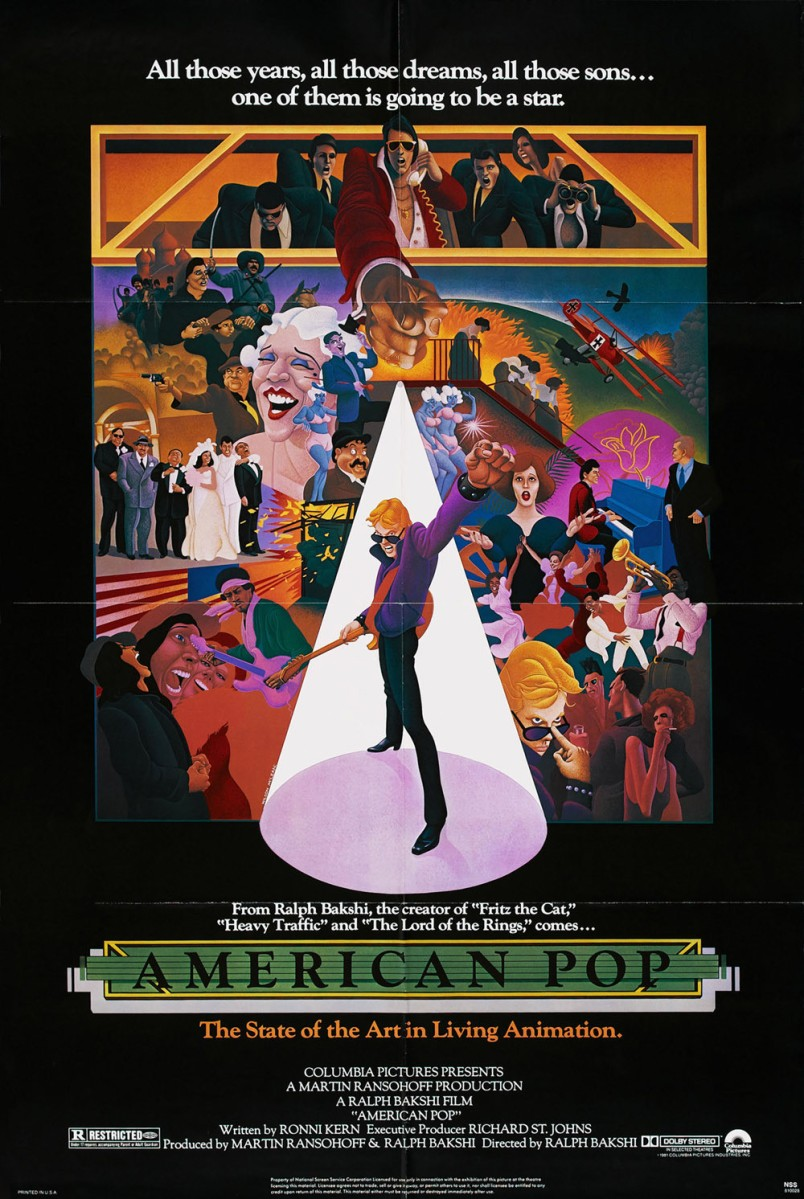 "Recensione ""American Pop"" (1981)"