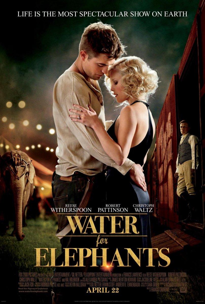 """Recensione """"Come l'acqua per gli elefanti"""" (""""Water for Elephants"""", 2011)"""