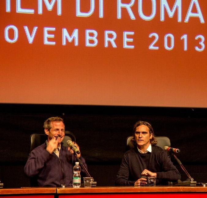 Spike Jonze e Joaquin Phoenix