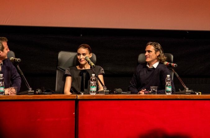 Rooney Mara e Joaquin Phoenix
