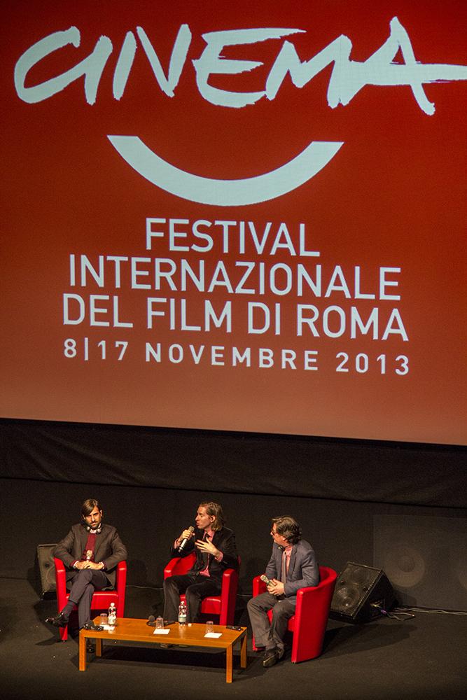 Jason Schwartzman, Wes Anderson, Roman Coppola