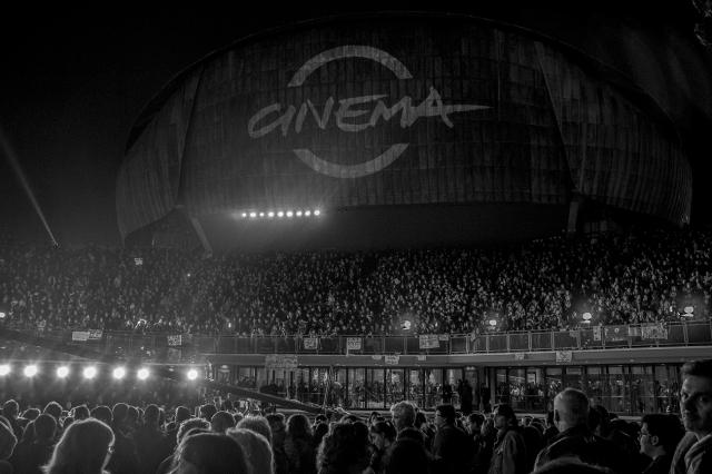 Auditorium Hunger Games