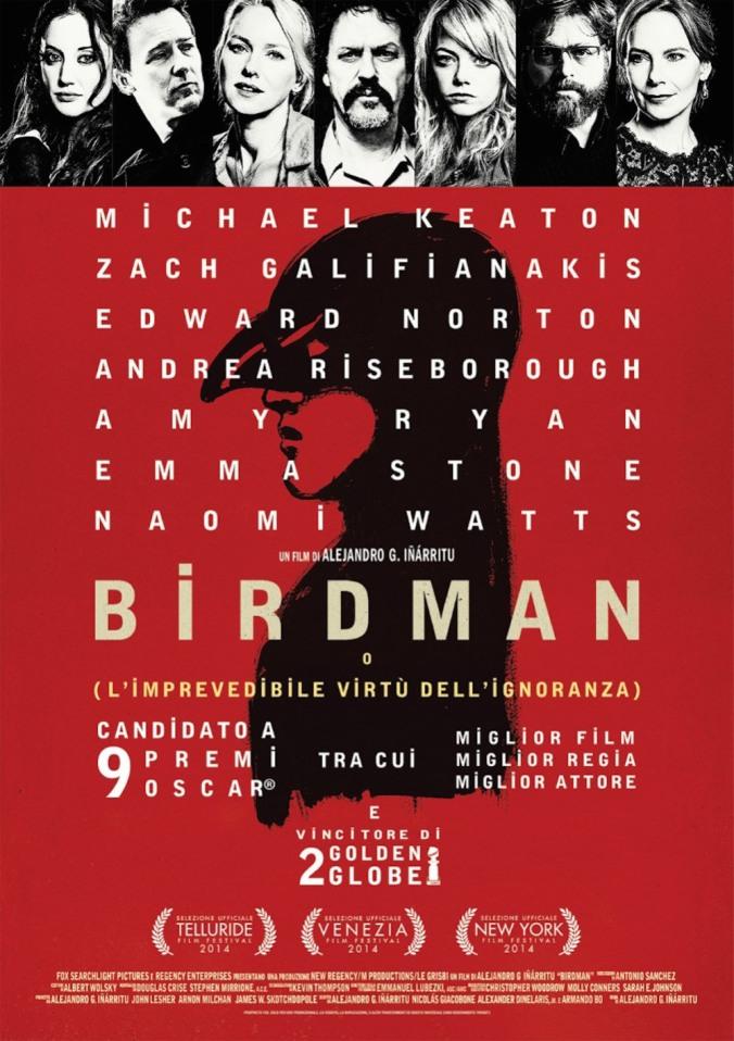 BIRDMAN___Poster