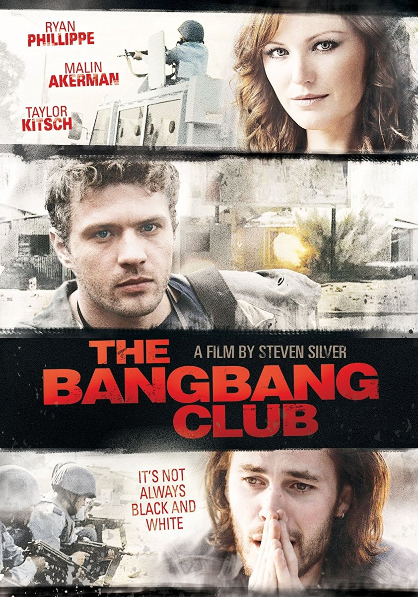 "Recensione ""The Bang Bang Club"" (2010)"