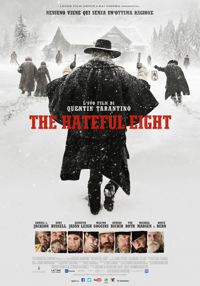 "Recensione ""The Hateful Eight"" (2015)"
