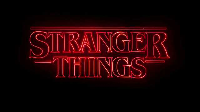 stranger things titles