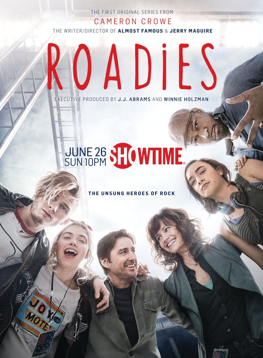 "Recensione ""Roadies"" (2016)"