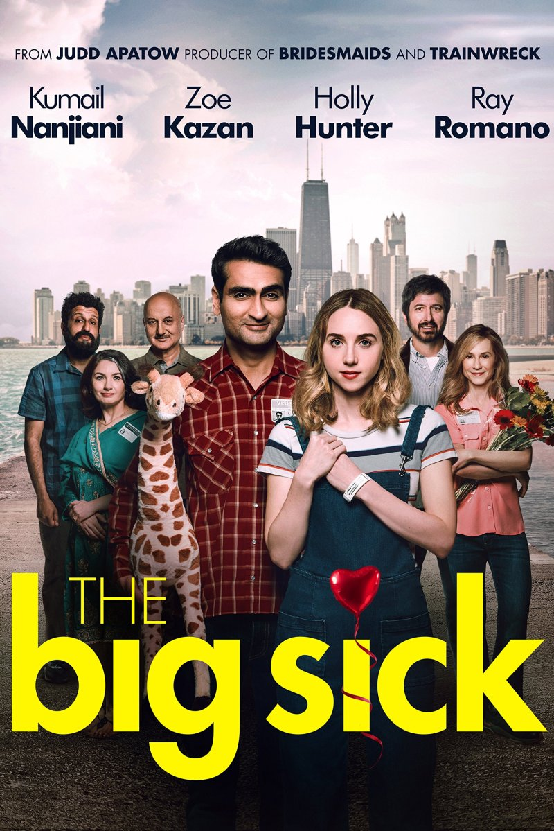 "Recensione ""The Big Sick"" (2017)"