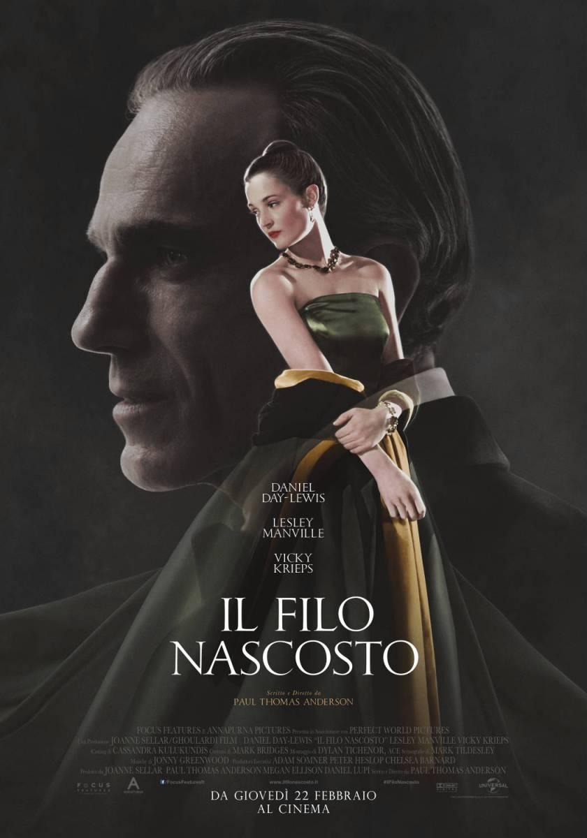 """Recensione """"Il Filo Nascosto"""" (""""Phantom Thread"""", 2017)"""