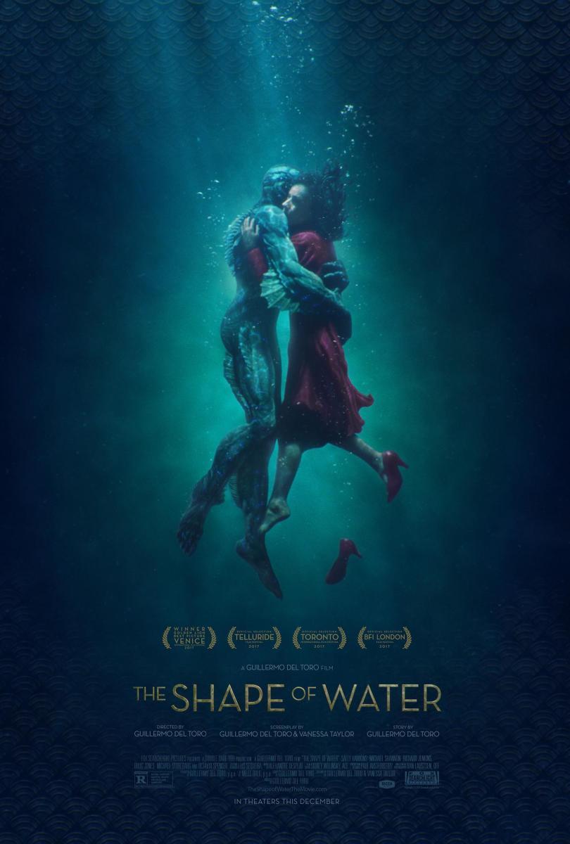 """Recensione """"La forma dell'acqua"""" (""""The Shape of Water"""", 2017)"""