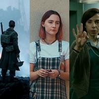 Oscar 2018: Le scene più belle dei candidati come Miglior Film