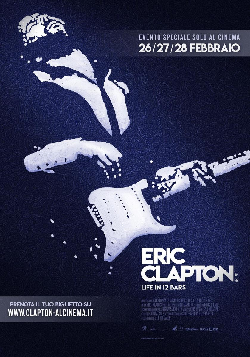 "Recensione ""Eric Clapton: Life In 12 Bars"" (2017)"