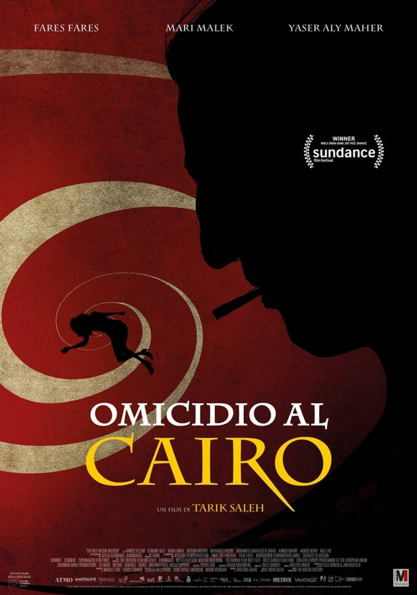 "Recensione ""Omicidio al Cairo"" (""The Nile Hilton Incident"", 2017)"