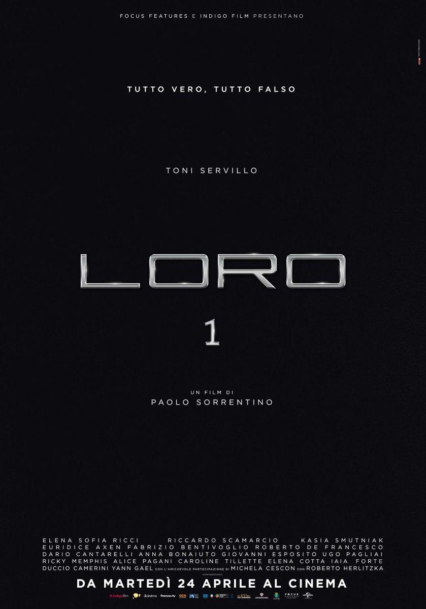 """Recensione """"Loro 1"""" (2018)"""