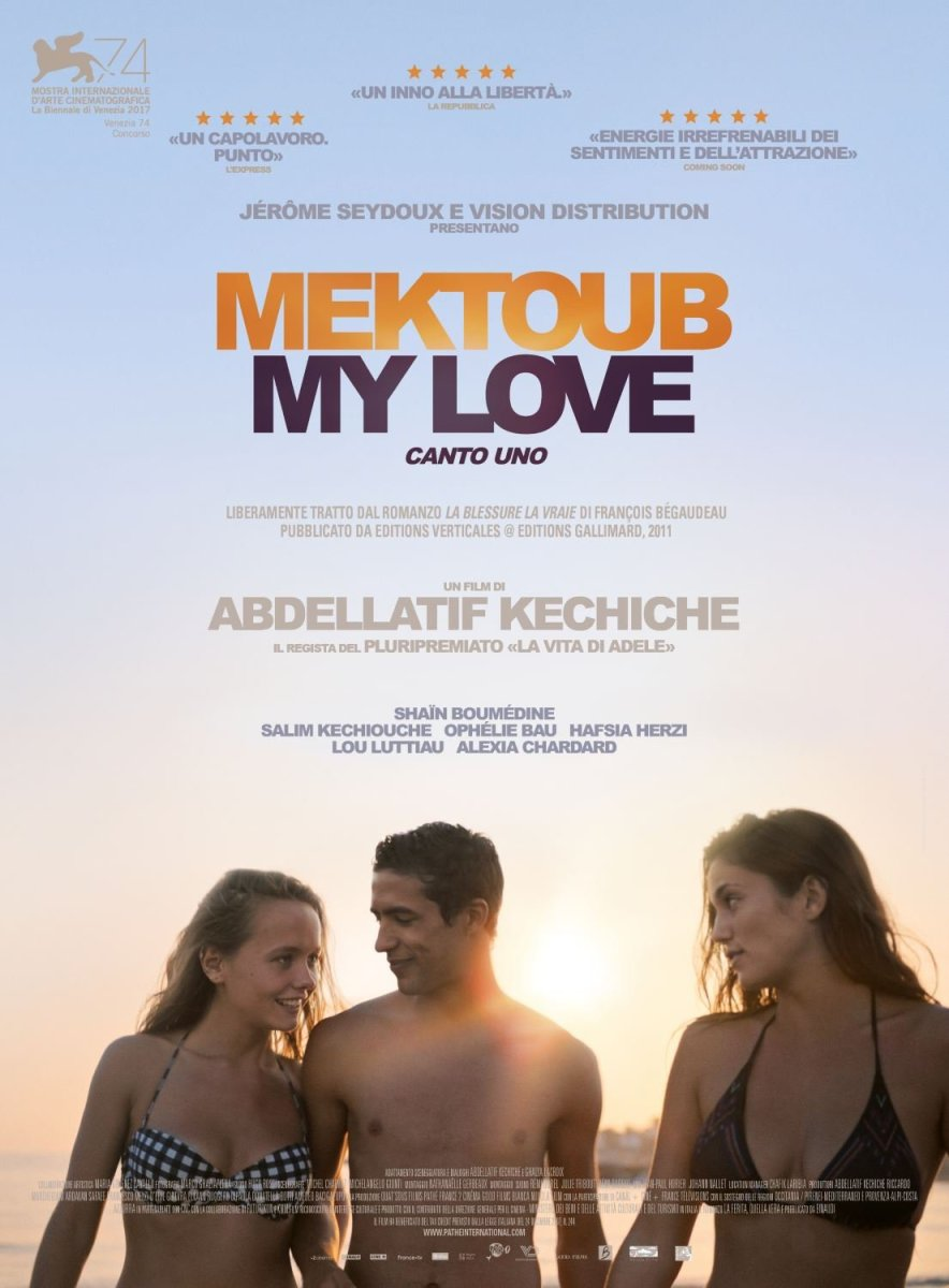 "Recensione ""Mektoub, My Love: Canto Uno"" (2017)"