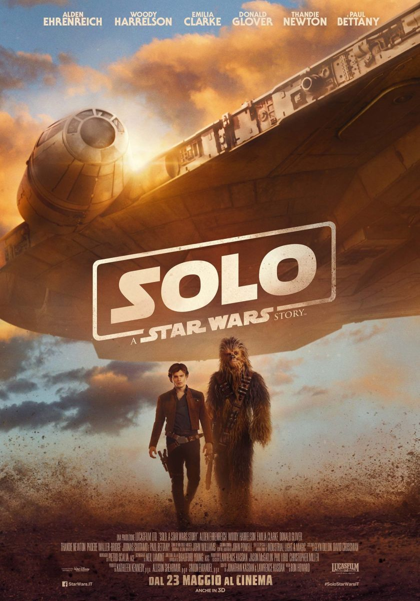 """Recensione """"Solo - A Star Wars Story"""" (2018)"""