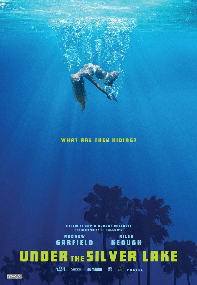 "Recensione ""Under The Silver Lake"" (2018)"