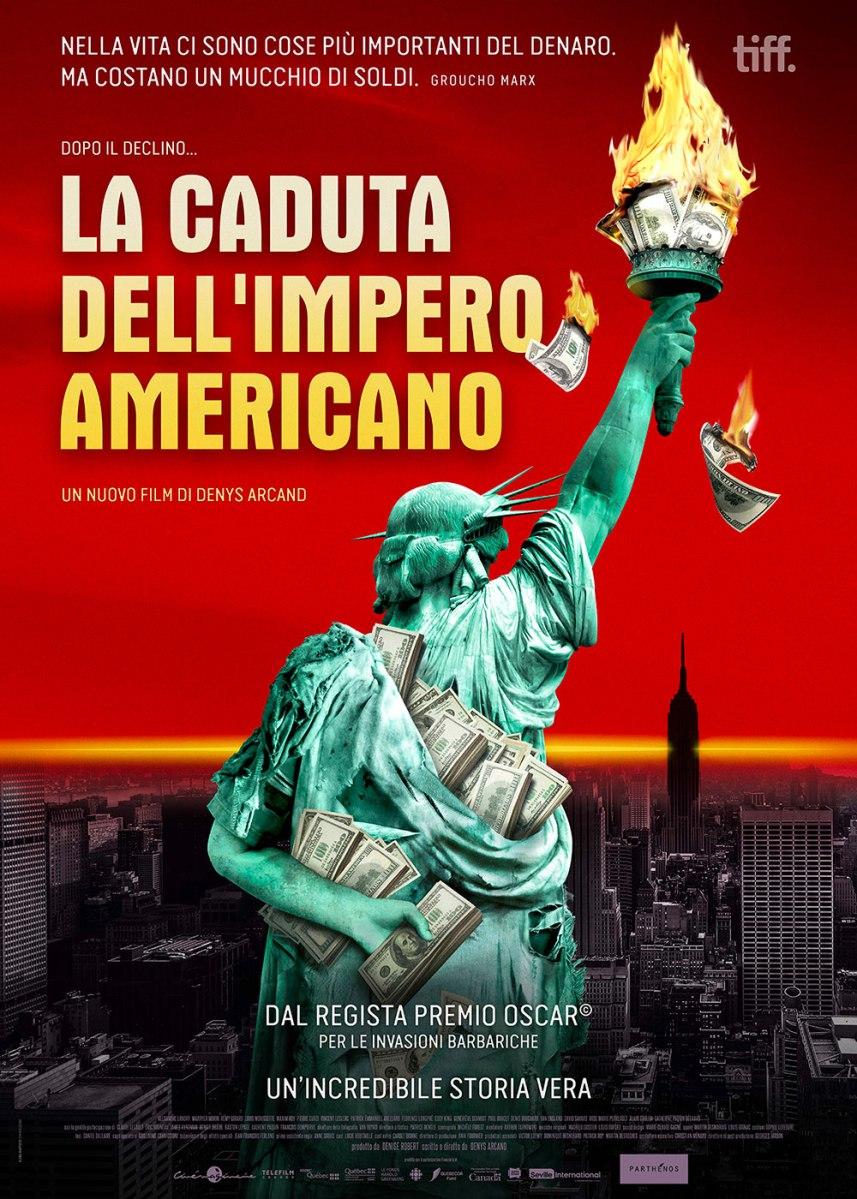 """Recensione """"La Caduta dell'Impero Americano"""" (""""La Chute de l'Empire Américain"""", 2018)"""