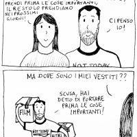 Una vita da fumetto #18 – Traslochi