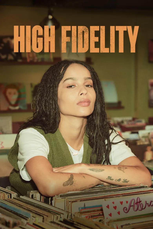 high fidelity tv series poster locandina 2020 show hulu