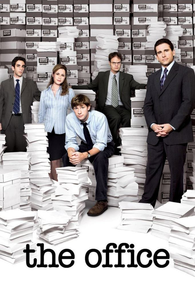 the office, locandina, poster
